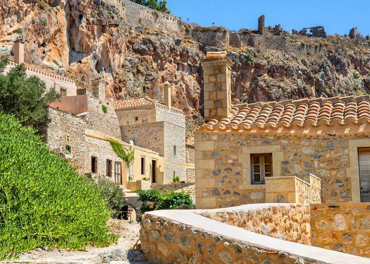 Monemvasia Greece